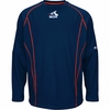 White Sox AC Practice Pullover - Navy