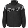 White Sox 2017 AC Thermal On-Field Jacket - Black