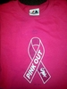White Sox Women's Pink Out Tee</font color>