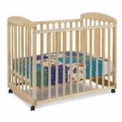 Alpha Natural Mini Rocking Crib by DaVinci
