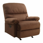 Easton Chocolate Rocker Recliner by Creations Baby