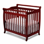 Emily Cherry Mini 2 in 1 Convertible Crib by DaVinci