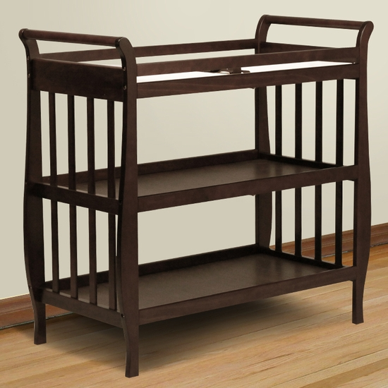 Emily Espresso Changing Table by DaVinci - Click to enlarge