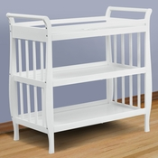 Emily White Changing Table with Drawer by DaVinci