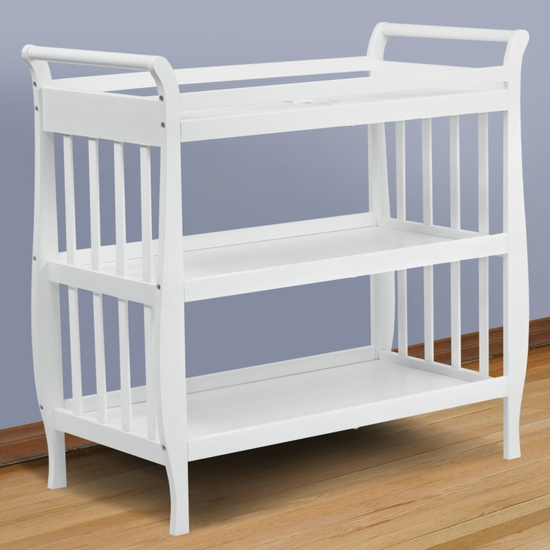 Emily White Changing Table by DaVinci - Click to enlarge