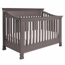 Foothill Weathered Grey 4-in-1 Convertible Crib by Million Dollar Baby