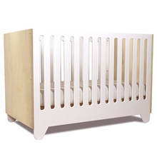 Hiya Birch 3 in 1 Convertible Crib by Spot On Square