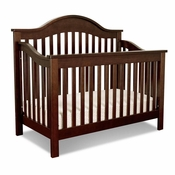 Jayden Espresso 4 in 1 Convertible Crib by DaVinci