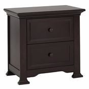 Medford Espresso Nightstand by Munire