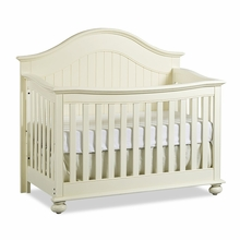 Nantucket White 4-in1 Convertible Crib by Munire