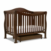 Parker Coffee 4 in 1 Convertible Crib by DaVinci