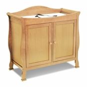 Parker Natural 2 Door Changing Table by DaVinci