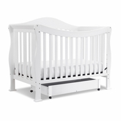 Parker White 4 in 1 Convertible Crib by DaVinci