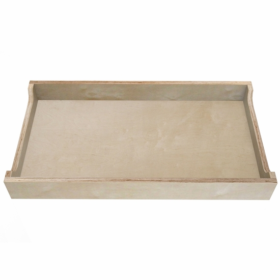 Ulm Birch Changing Tray by Spot On Square