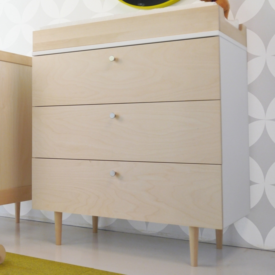Ulm Birch Dresser by Spot On Square