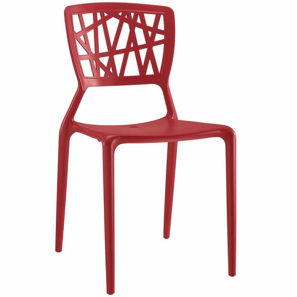 Modern Contemporary Urban Design Kitchen Dining Side Chair: Astro Dining Side Chair