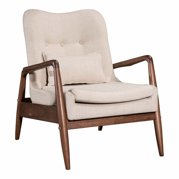 Bully Lounge Chair & Ottoman Modern In Designs
