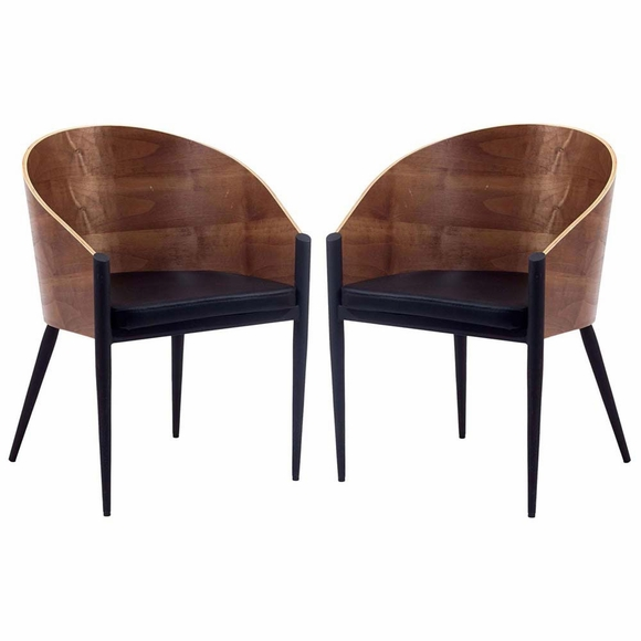 Cooper Dining Chairs Set of 2 Modern In Designs