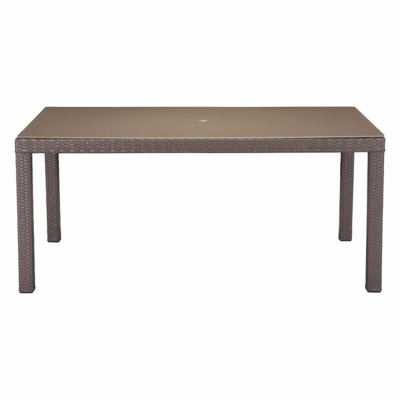 Coronado Dining Table Cocoa Modern In Designs