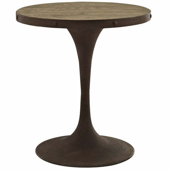 drive 28 wood top dining table modern in designs