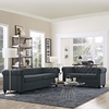 Earl 2 Piece Fabric Living Room Set