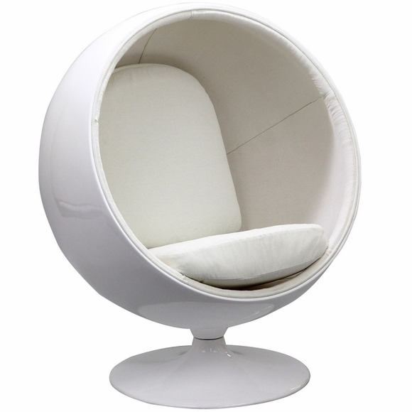 Eero Aarnio Style Ball Chair White : eero aarnio style ball chair white 3 from www.modernindesigns.com size 580 x 580 jpeg 113kB