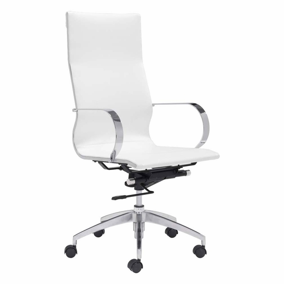 glider hi back office chair modern in designs