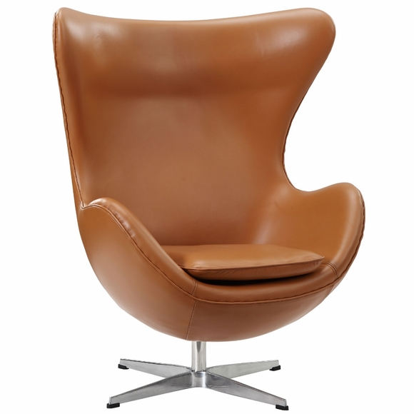 Arne Jacobsen Egg Chair Premium Leather Modern In Designs