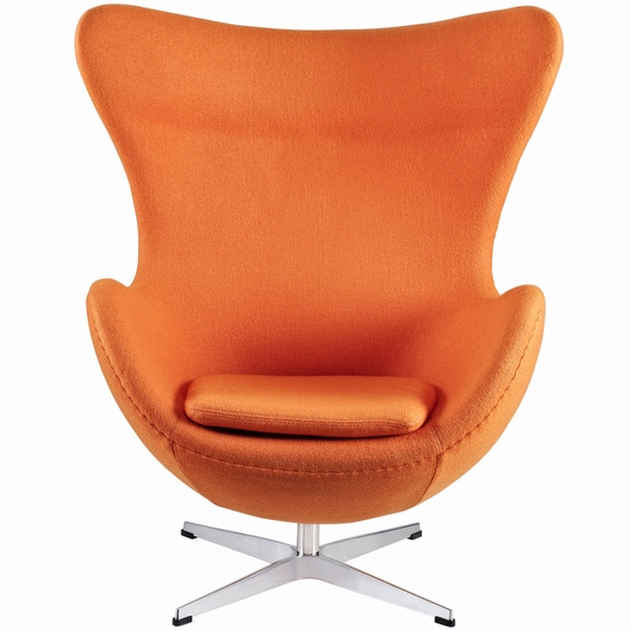 ... Jacobsen Style Egg Chair Wool ...