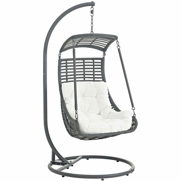 jungle outdoor patio swing chair modern in designs