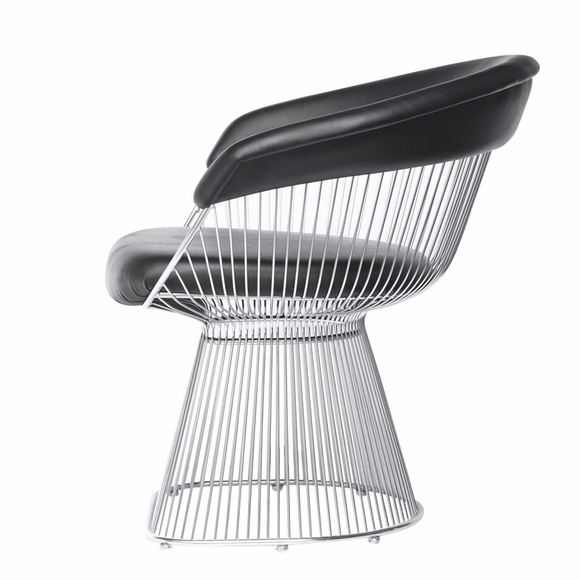 Libo Leather Chair Modern In Designs