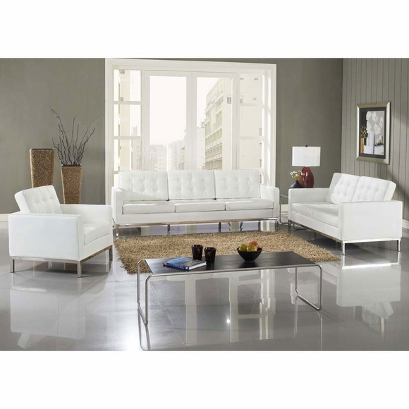 Loft 5 Piece Sofa Set