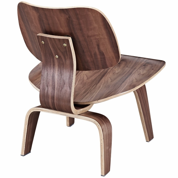 Molded Plywood Lounge Chair Modern In Designs