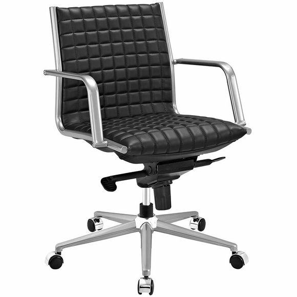 Pattern office chair modern in designs