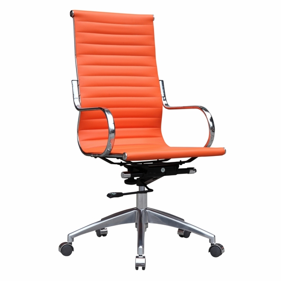 twist high back office chair modern in designs
