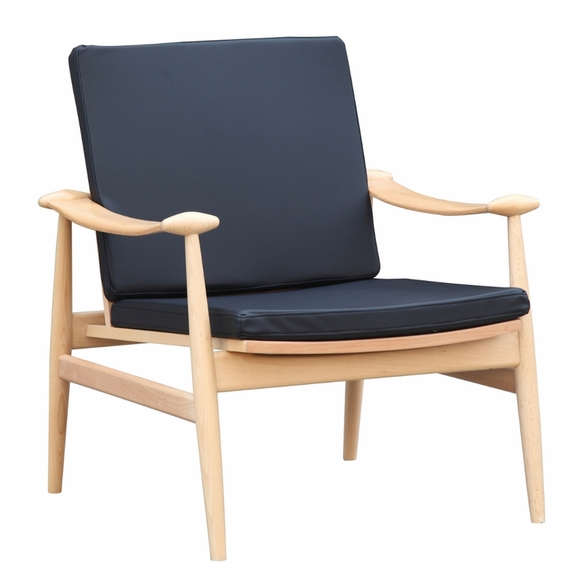 Vogel Wood Lounge Chair Modern In Designs