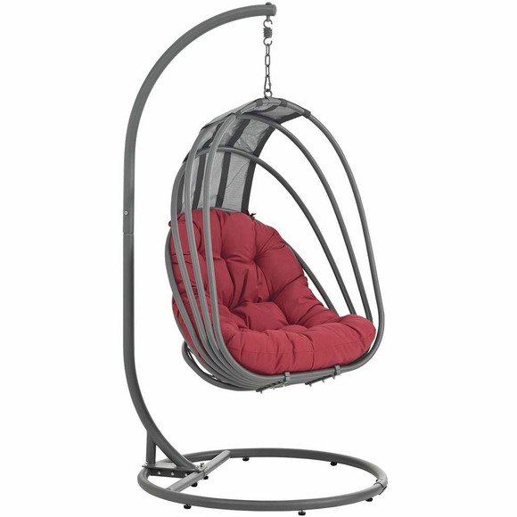 Whisk Outdoor Patio Swing Chair Modern In Designs