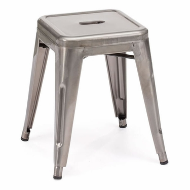 Marius Stool Gunmetal (set of 4)