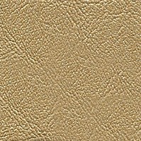 Metallic Gold Leatherette cut by the yard
