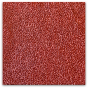 Red Leatherette cut by the yard