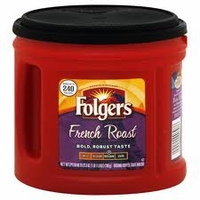 Folgers French Roast [11.03 oz]