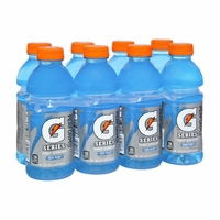 Gatorade Cool Blue 8pack [20 oz bottles]