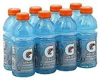 Gatorade Glacier Freeze 8pack [20 oz bottles]