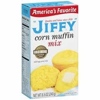 Jiffy Cornbread Mix- 6 pack [51 oz]