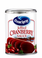 Ocean Spray Jellied Cranberry Sauce [14 oz]
