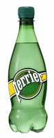 Perrier Sparkling Natural Mineral Water [33.8 oz plastic bottle]