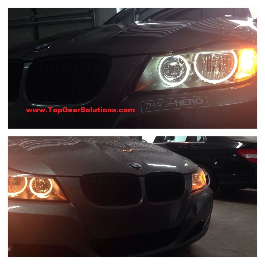 Don t forget the hpb 40w e90 lci angel eyes