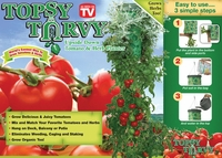 Topsy Turvy Tomato and Herb Planter