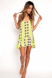 Acacia St Tropez silk dress