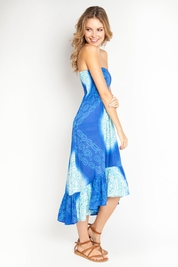 Cool Change Adelle dress in paradise/scuba